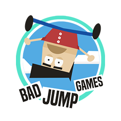 Bad Jump Games Logo